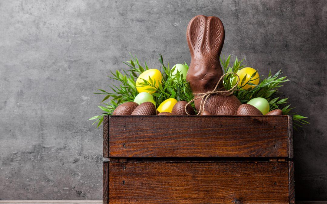 Deutsche Süßwarenindustrie produziert 220 Millionen Osterhasen aus Schokolade