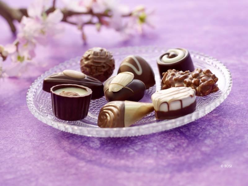 Schokoladige Freuden zum Muttertag