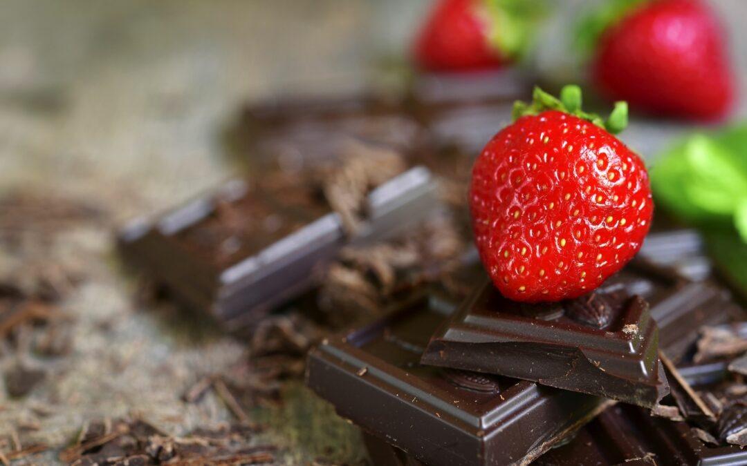 Sommerliche Schokoladen-Spezialitäten